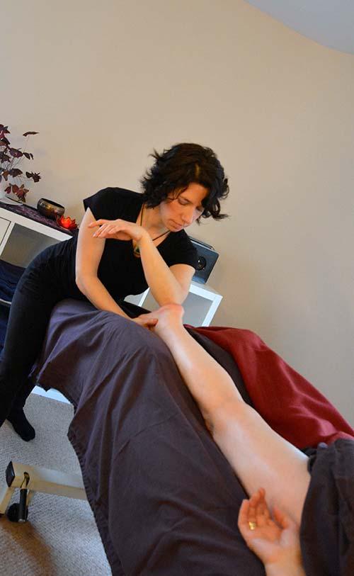 Leora Sharp Massage Bath